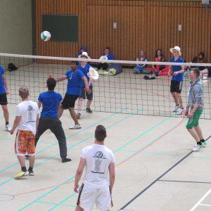 Ehemaligen-Volleyballturnier