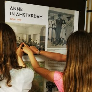 Anne Frank Projekttage 2021